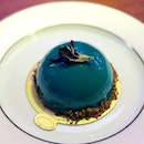 Teacake By Lupicia ($7.50)- One of the blue-coloured desserts available and a definite must try because its just so good 😭  #burpple #sgcafe #sgeats #desserts #cake #chocolate #moussecake #whati8today  #sgcafehopping #sgcafefood #sgfood #sgfoodies #foodventure #themedcafe
