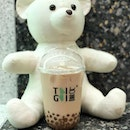 Beary Milk Tea with Golden Pearls ($3.50)  Bought this drink solely because I thought that the cup was super cute.