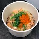 Roasted Sesame (Salmon)-$14
