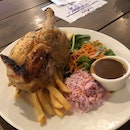 Roast Chicken ($20)