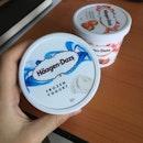 Frozen Yogurt Häagen-Dazs Ice Cream