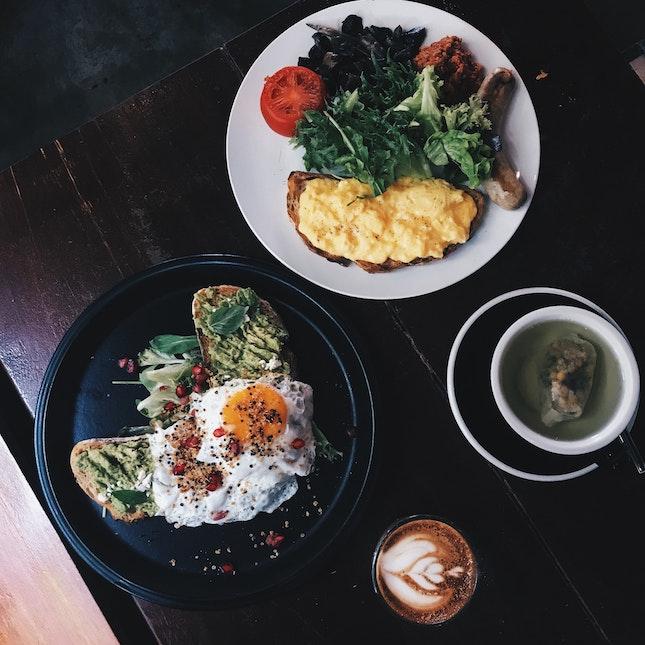 🌸 best place for brunch