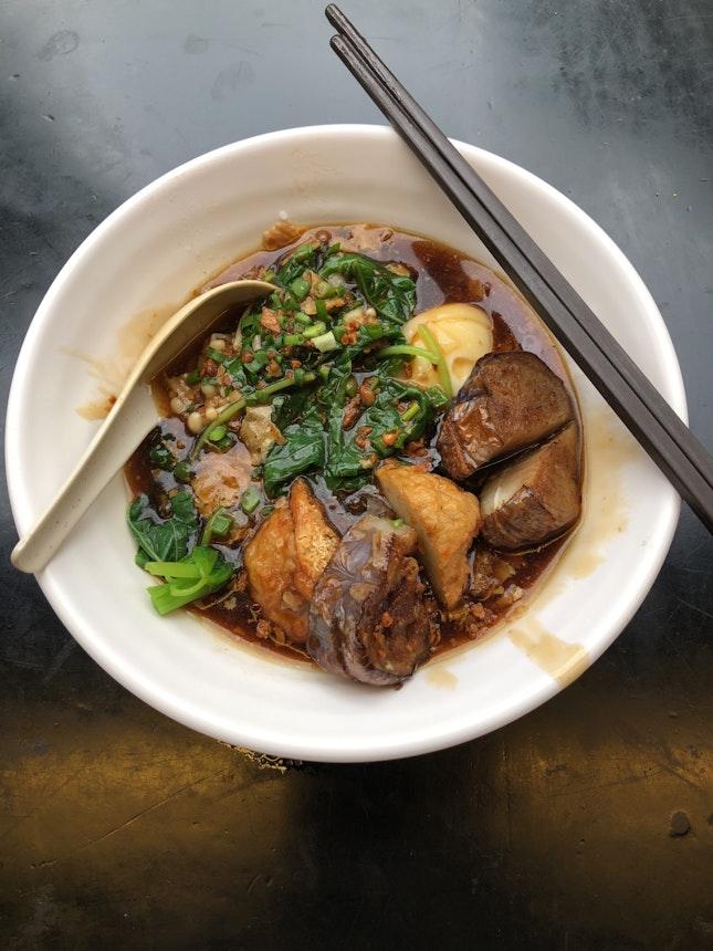 Hearty Bowl Of Yong Tau Foo