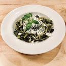 Genovese Pesto Pasta ($11.80)