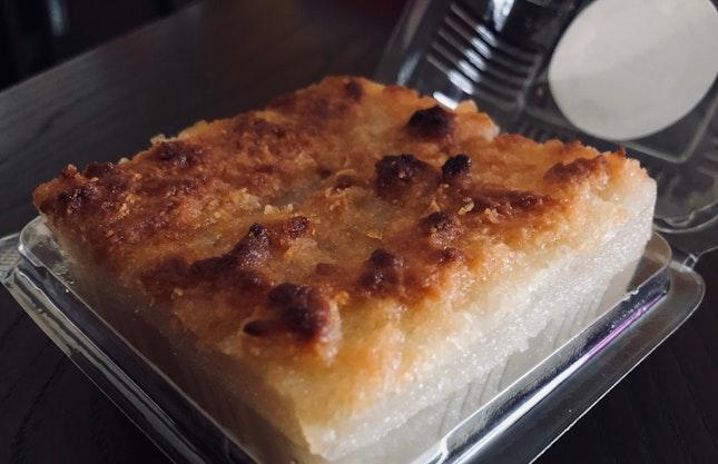 Kueh Bingka ($3)