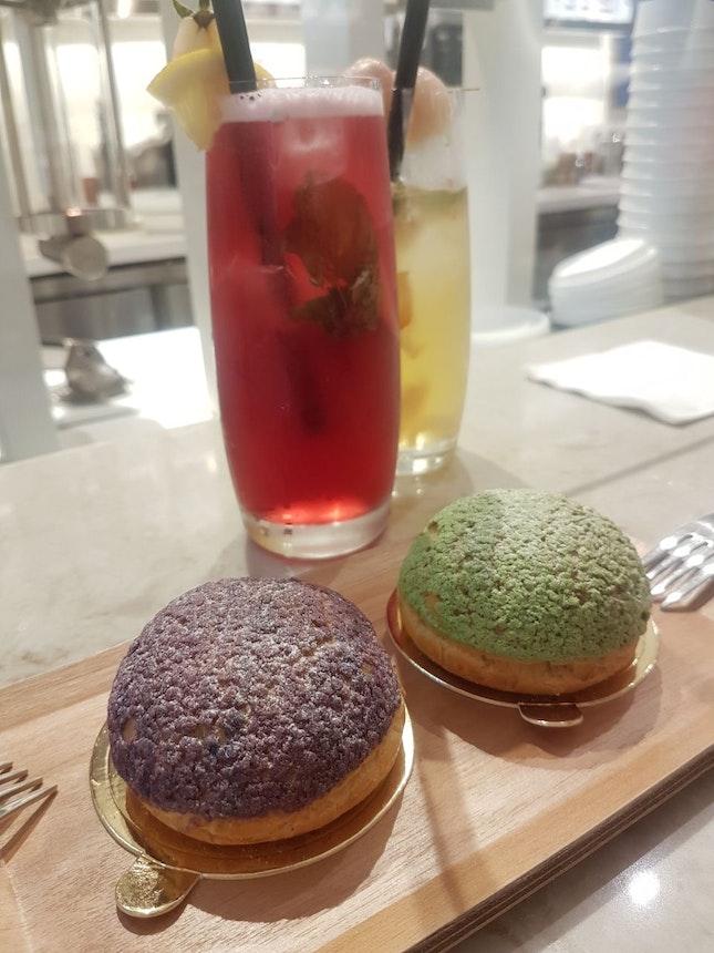 Tea + Dessert