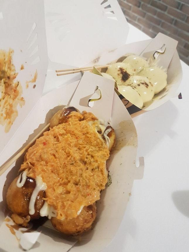 Aburi Cheese And Chilli Crab