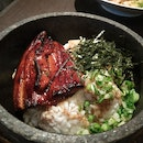Unagi Fried Rice