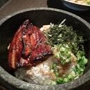 Unagi Fried Rice