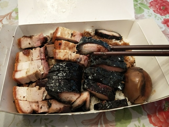 Kaylee's famous roast meats