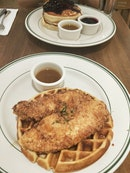 The Classic Chicken & Waffles