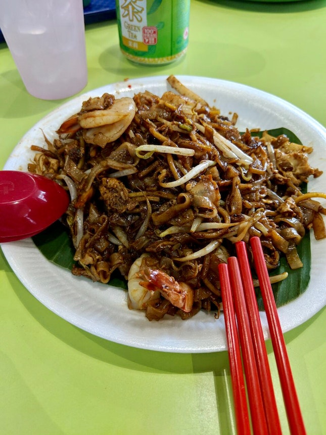 Hawker Food In SG