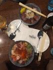 Donburi at Tanuki Raw