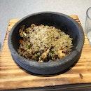 Quinoa Hotstone Rice