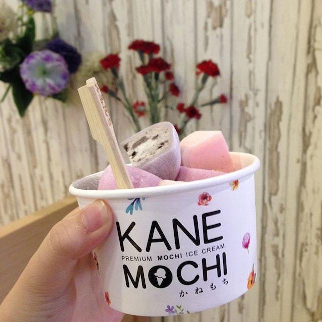 Cute Ice-cream Mochi