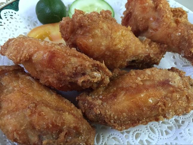 Prawn Paste Chicken 虾酱鸡