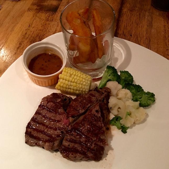 Grilled Ribeye Beef