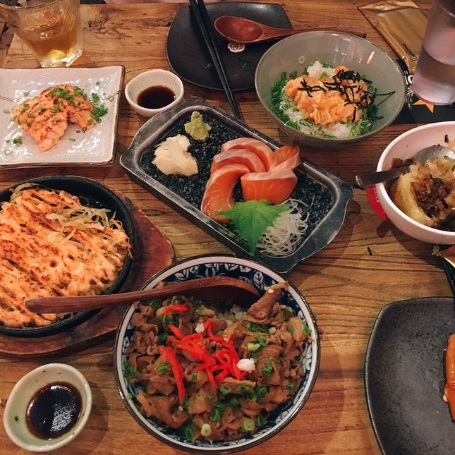 Excellent Authentic Japanese Food