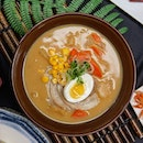 White Curry Ramen