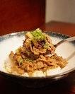 Beef Yakiniku Don ($10.80)