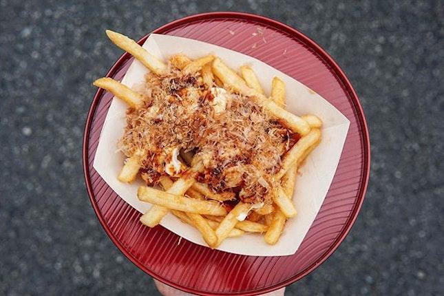 Bonito Fries ($4.50)