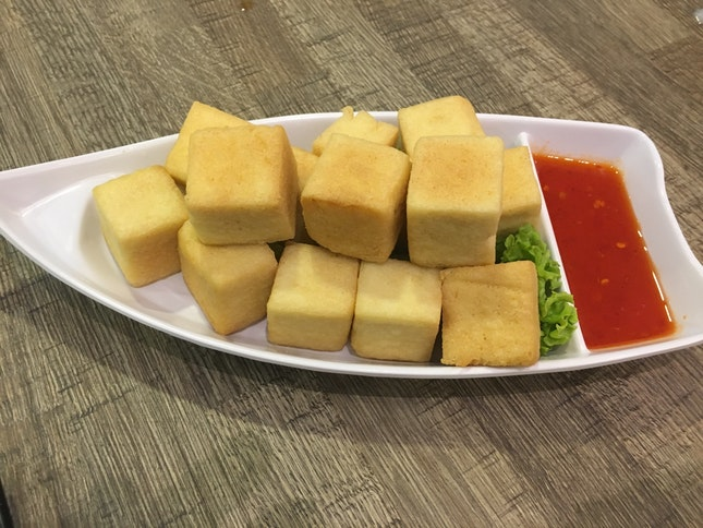 Thai Style Tofu