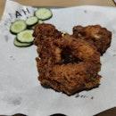Prawn Paste Chicken Wing