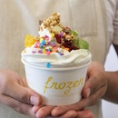 Find a cozy place to hangout for a nice Frozen Yogurt at Toa Payoh Area.