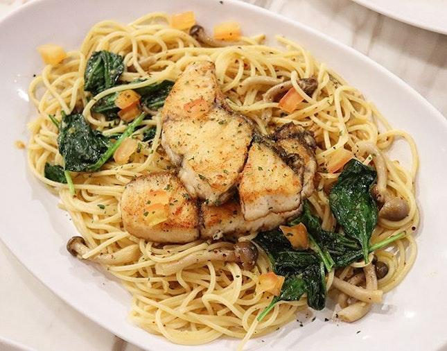The consistent al dente spaghetti from @miammiam.sg has won everyone's heart.