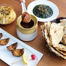 I'm falling in love with this fine dining North Indian Cuisine @yantrasg !