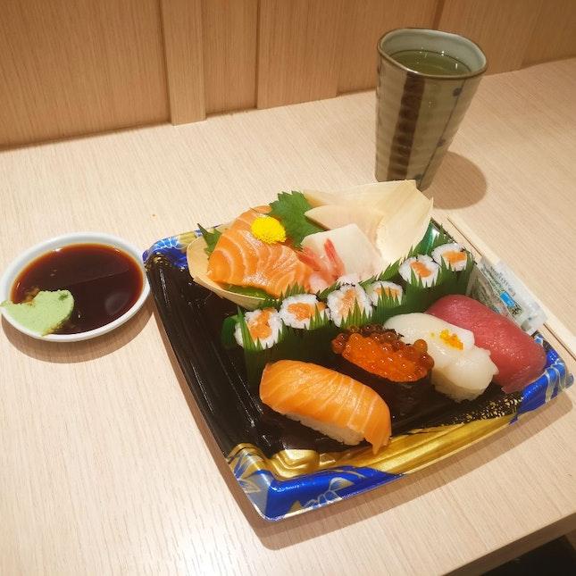 One of Singapore's best kept sushi secrets!
