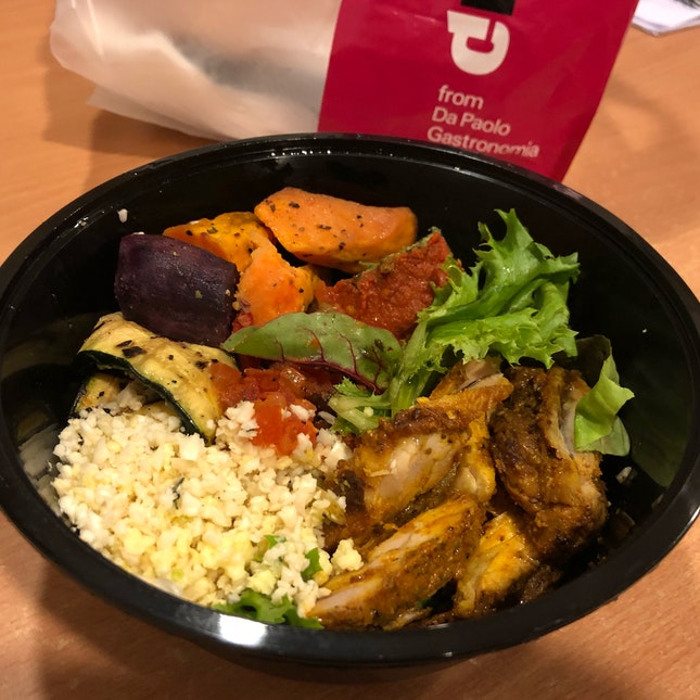 Protein Bowl $16