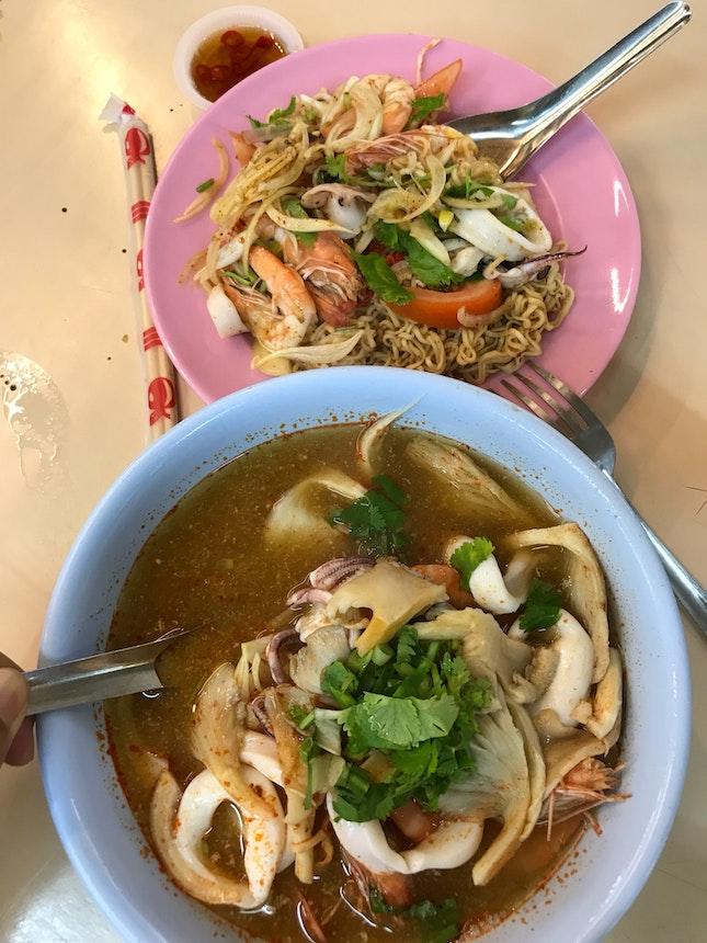 Thailand Food Stall No. 25.