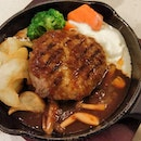 Burger Steak <$16