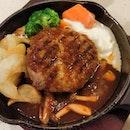 Burger Steak <$16