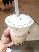 Dirty Milk Tea With Pearls