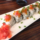 Negitoro & Ikra Roll ($20)