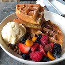 Symmetry Homemade Waffles ($21)