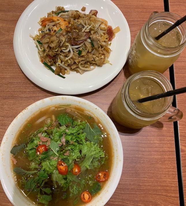 Delicious Penang Food