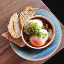 👉Baked Eggs Cocotte👈