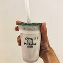 👉Fresh Taro Milk👈