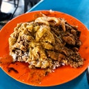Not A Scissor Cut Curry Rice