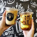 Conventional coffee☕️ with an Indonesian🇲🇨 twist
