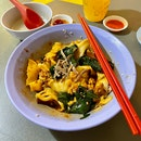 Dry Mee Hoon Kueh That Was Featured By FoodKing NOC