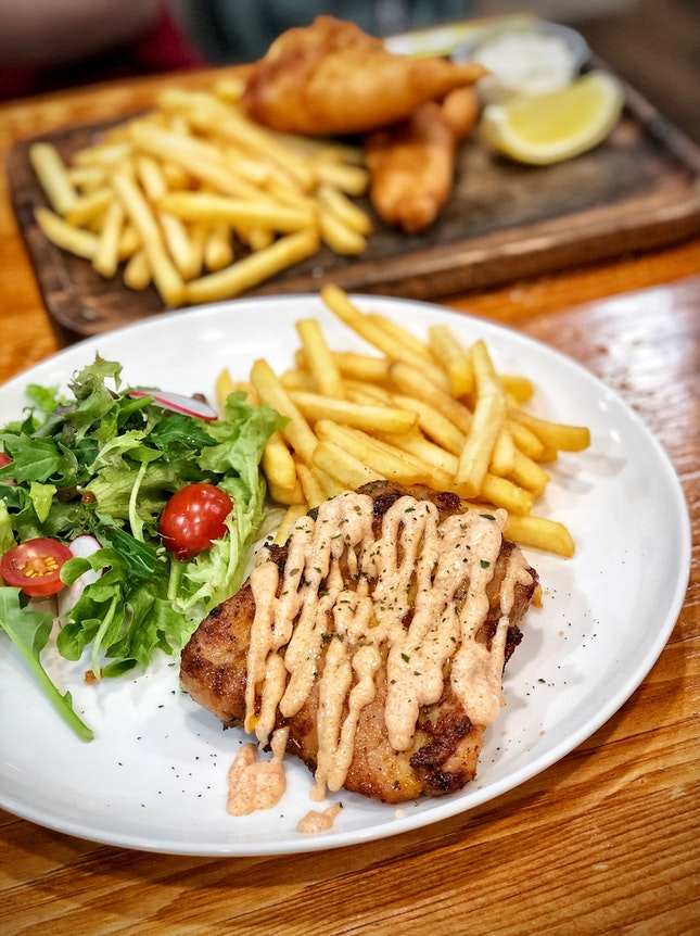 Weekday Set Lunch From $10.80+