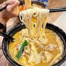 Wu La Soup & Tangy Tomato Soup Mixian