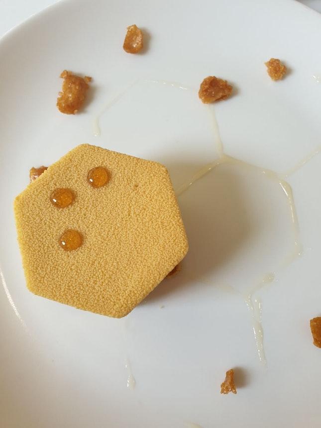 Madu- Honey Caramel Cake @$8