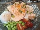 Salmon Mentaiko Don-16.80