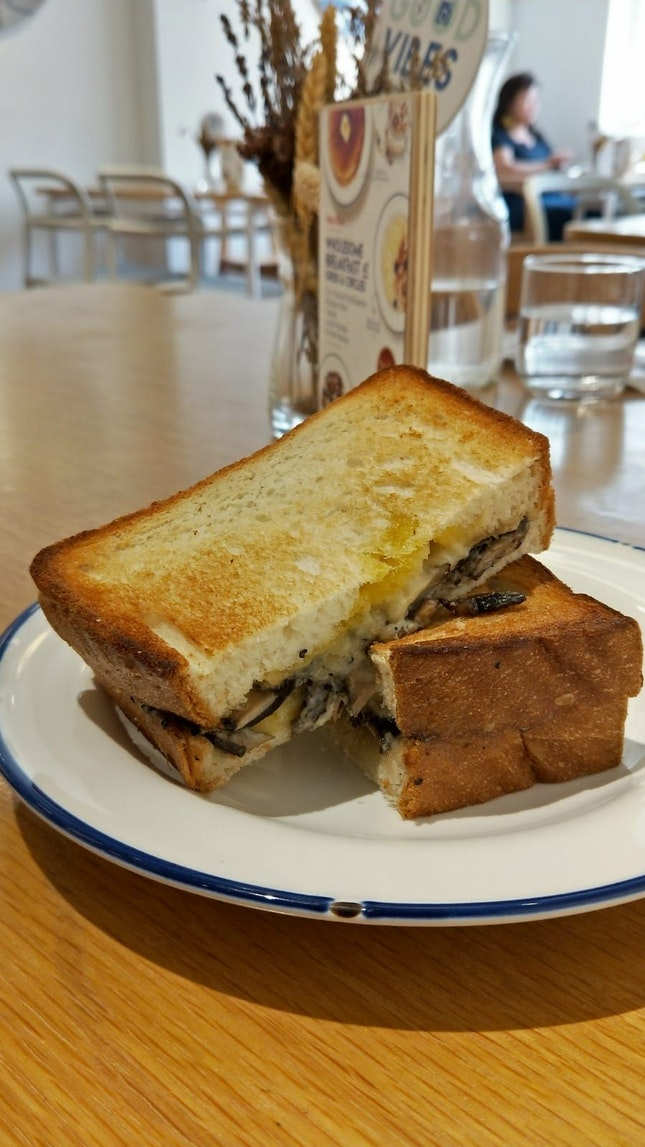 One Of A Kind Truffle Toasties
