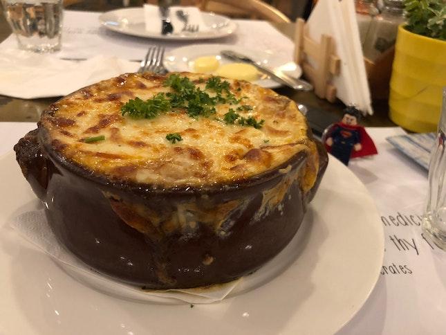 Comfort Greek Food